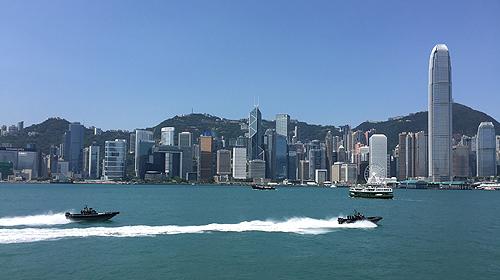 我们的香港之行